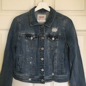 Missimo woman's Jean jacket size small